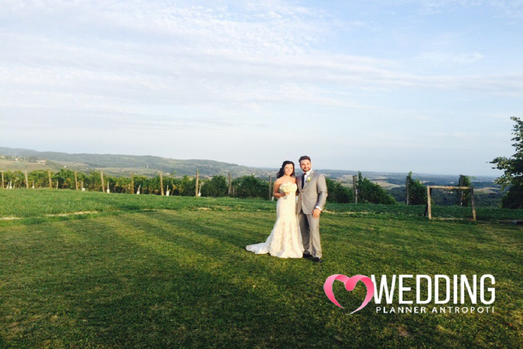 Valentina & Michael from USA – California Wedding in Zagorje